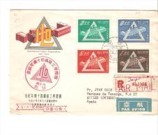 Carta  De Formosa-,1948 - Cartas