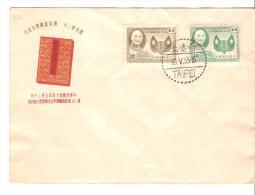 Carta  D  Formosa 1955 - Cartas