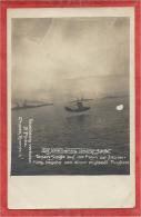 WILHELMSHAVEN - Carte Photo - Zur Internierung Unserer Schiffe - 1918 - Text Sehen - Kriegsschiff - 3 Scans - Guerra