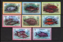 Nice Set Fisch - Poissons N°154 De 1981 - MNH - Tuvalu