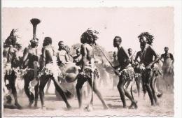 REGION DE DABA (TCHAD) 42 DANSES APRES LA RECOLTE DU COTON (BELLE ANIMATION) - Tchad