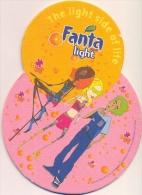 #D43-164 Viltje Fanta - Sous-bocks