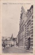 Soignies 71: L'Ecole Moyenne Des Garçons, Rue D'Enghien - Soignies