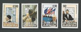 Antigua - Barbuda: 747/ 750 ** - Antigua Et Barbuda (1981-...)