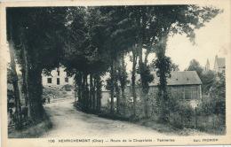 HENRICHEMONT - Route De La Chapelotte - Tanneries - Henrichemont