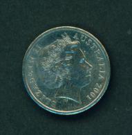 AUSTRALIA - 2001 5c Circ. - Decimal Coinage (1966-...)