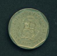 PERU - 2007 50c Circ. - Peru