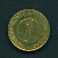SLOVENIA - 1998 1t Circ. - Slovenia
