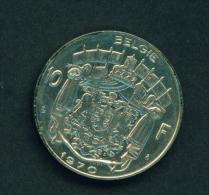 BELGIUM - 1970 10f Circ. - 1951-1993: Baudouin I