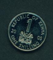 KENYA - 2005 1s Circ. - Kenya