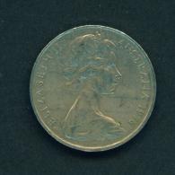 AUSTRALIA - 1978 20c Circ. - Decimal Coinage (1966-...)