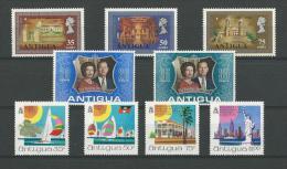 Antigua: 283/ 287 + 291/ 294 ** - Antigua Et Barbuda (1981-...)