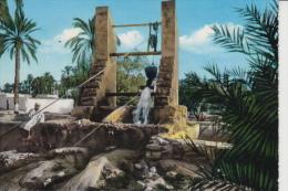 LIBYEN, Pozzo Arabo - Brunnen / Fountain / Source / Fontana / Fontein / Fuente - Libyen