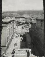 TRIESTE - Piazza Carlo Goldoni - 1955 - Trieste