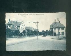 Hagondange (Moselle 57) - Cités Rue Marechal Foch ( Cité Tramway Ed. Ch. Fischer ) - Hagondange