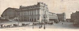 33 - Bordeaux - La Gare Saint-Jean (carte-lettre) - Bordeaux
