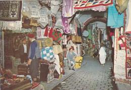 TUNIS. SOUK DES ETOFFES(dil118) - Halles