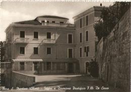 FARA SAN MARTINO  ( CHIETI ) UFFICI E DIREZIONE F.LLI DE CECCO - 1955 - Chieti