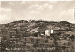 GUARDIAGRELE ( CHIETI ) PANORAMA LATO ORIENTALE - 1953 - Chieti