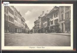 DISTRICT DE PAYERNE /// PAYERNE - GRANDE RUE  - TB - VD Vaud