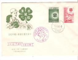 Carta De Formosa Con Hb Por Detras. - Cartas