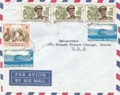 DRC Zaire Congo 1968 Kinshasa 10 Army Red Cross Health Cover - Sin Clasificación