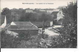 SAINT SOUPPLETS - Le Lavoir De La Fontaine - France