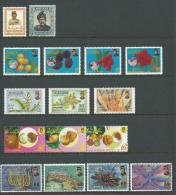 Small Collection Of Brunei MUH & Used Nice Colourful Stamps Nice Scott Catalogue Value - Brunei (1984-...)