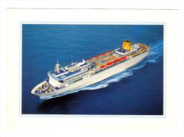 Paquebot Costa Allegra (13-2432) - Dampfer