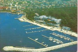 Postcard - Rovinj - Hotel Park, 1988., Yugoslavia (turistkomerc-Zagreb, S-8928) - Jugoslavia