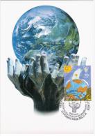 Portugal 2001 Selar O Futuro Maximum Card Pavoa De Varzim - Cartoline Maximum