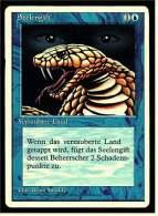 Karte Magic The Gathering  -  Verzaubere Land  -  Seelengift  -  Deutsch - Magic The Gathering