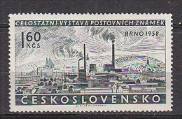 L3145 - TCHECOSLOVAQUIE Yv N°983 ** BRNO - Unused Stamps
