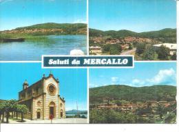 MERCALLO VEDUTE PANORAMA-FG-A1346 - Varese
