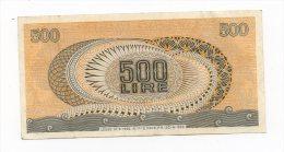 500 Lire Testa Di Aretusa SPL - 500 Lire