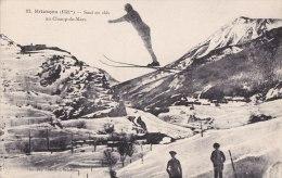 ¤¤  -   BRIANCON   -  Saut à Ski Au Champ-de-Mars   -  Sport D´Hivers   -   ¤¤ - Briancon