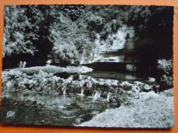 V09-21-cote D'or-chatillon Sur Seine-source De La Douix-animee--carte Photo - Chatillon Sur Seine
