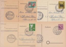4 Karten Mit älteren SST Von Duisburg Lot 5 Heimatsammler Ansehen !!!!!!!!!!!!! - BRD