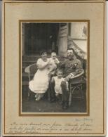 OFFICIER DE LA GARDE INDIGENE DE HANH KY .INDOCHINE - War, Military