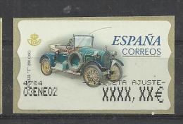 ATM AJUSTE AUTOMOVIL HUMBER T 1910 - Autos
