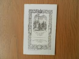 D.PLITH. LANCHET-.JOSEPHUS-C.CARPENTIER °LENDELEDE +KORTRIJK 15-10-1849-66 JAAR -2FOTOS - Religión & Esoterismo