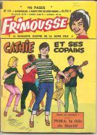 FRIMOUSSE N°   151  - EDITIONS DE CHATEAUDUN -  JUILLET 1964 - BON ETAT - Petit Format