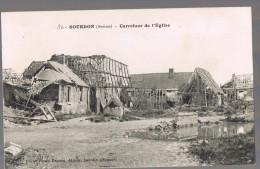 SOUDRON . Carrefour De L'Eglise . - Other Municipalities