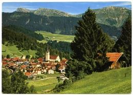 ALLEMAGNE : OBERSTAUFEN - Oberstaufen