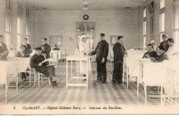 92. Clamart. Hopital Militaire Percy. Interieur Du Pavillon - Clamart