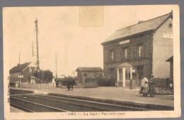 ORS . La Gare . Vue Intérieur . - France