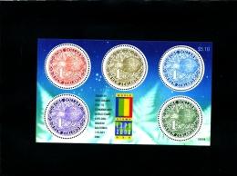 NEW ZEALAND - 2000  WORLD STAMP EXPO USA  MS  MINT NH - Blocchi & Foglietti