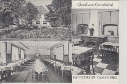 4500 OSNABRÜCK - WESTERBERG, Kaffeehaus Kampmeier, 1965 - Osnabrück