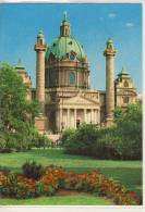 WIEN - Karlskirche, Church, Eglise, Chiesa ; - Kirchen