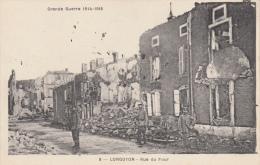 LONGUYON - Rue Du Four Dép54 (TBE 2 Scans Témoignage ) - Longuyon